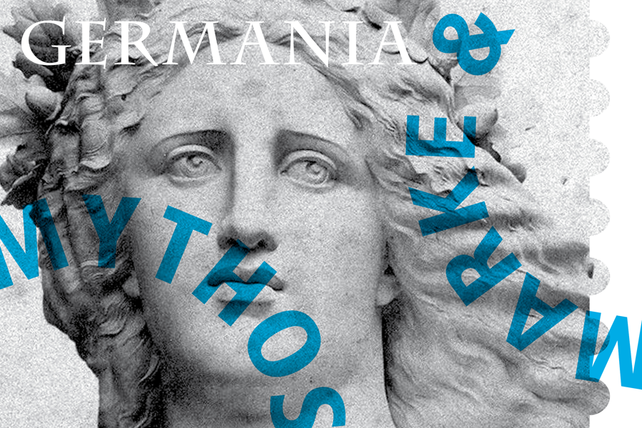 Ausstellung Germania. Marke & Mythos