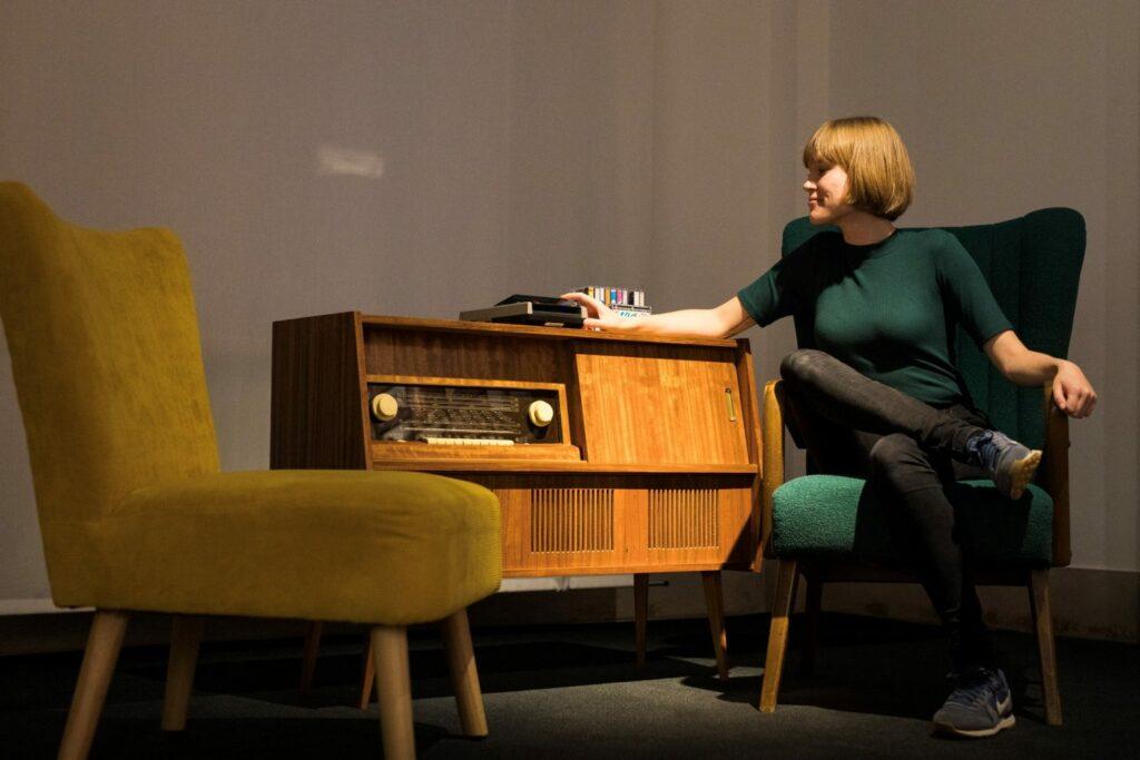 """Meine Radiogeschichten """"ON AIR. 100 Jahre Radio"""", Museum für Kommunikation"""