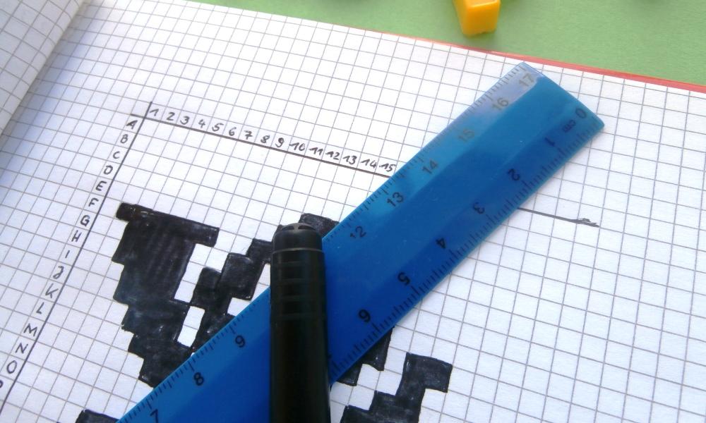 Bildtelegrafie Kinder Museum fuer Kommunikation Schritt 2