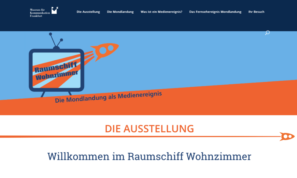 Raumschiff Wohnzimmer Expotizer