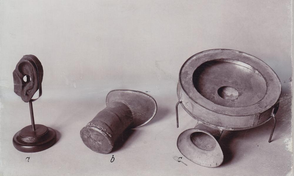 Wie Philipp Reis das Telefon erfand