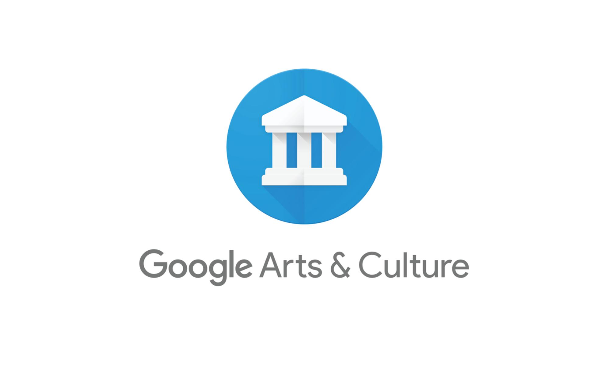 Logo Google Arts and Culture