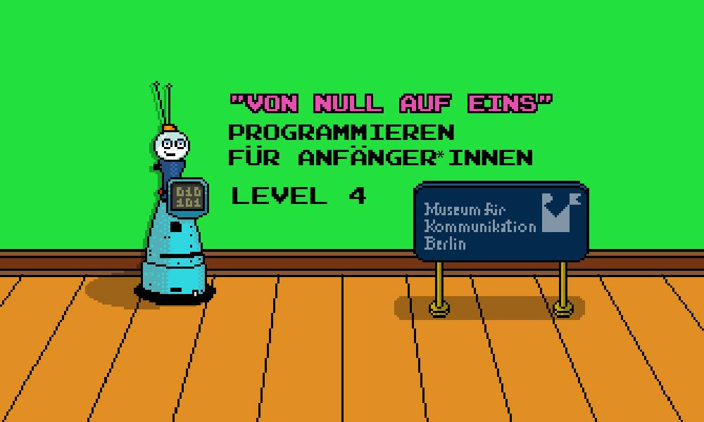 Programmieren fuer Anfaenger:innen Level 4